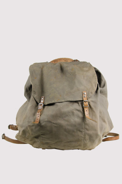 Swedish Military Backpack III