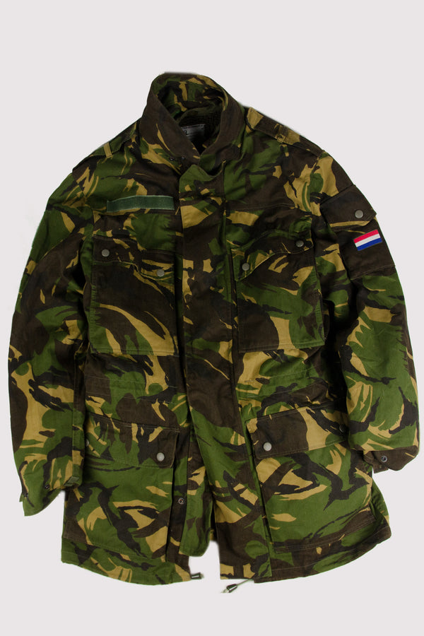 Dutch Military Jacket