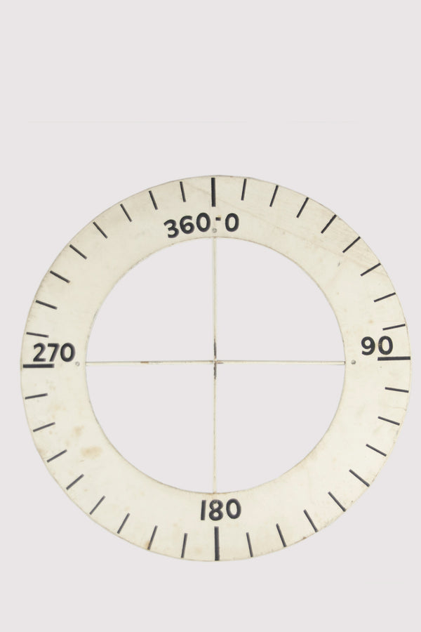 Military Map Protractor 2