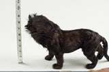 Miniature Taxidermy Lion