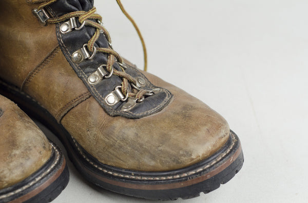 Vintage Colorado Hiking Boots