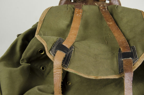 German Military Backpack