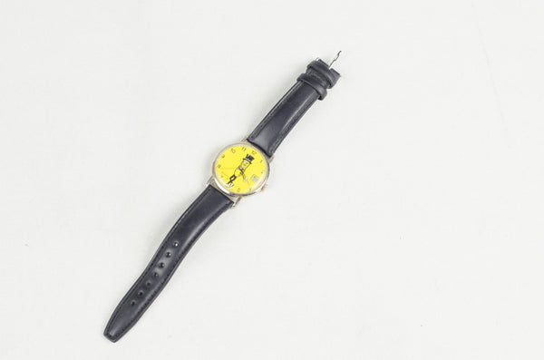 Mechanical Mr Peanut Watch