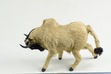 Antique Bull Taxidermy Toy
