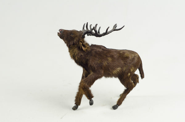 Miniature Taxidermy Elk