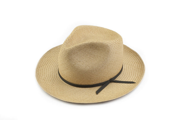 Straw Teardrop Hat