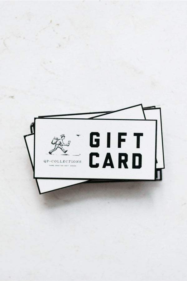 QP Collections Gift Card 25$