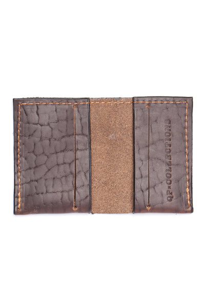 Slim Wallet - Brown