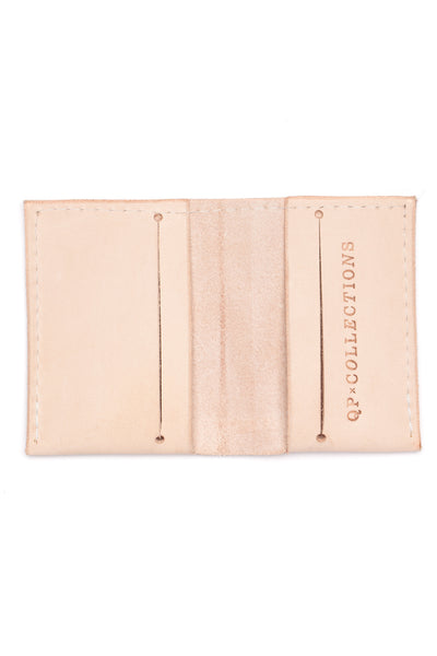 Slim Wallet - Tan