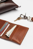 Slim Wallet - Walnut