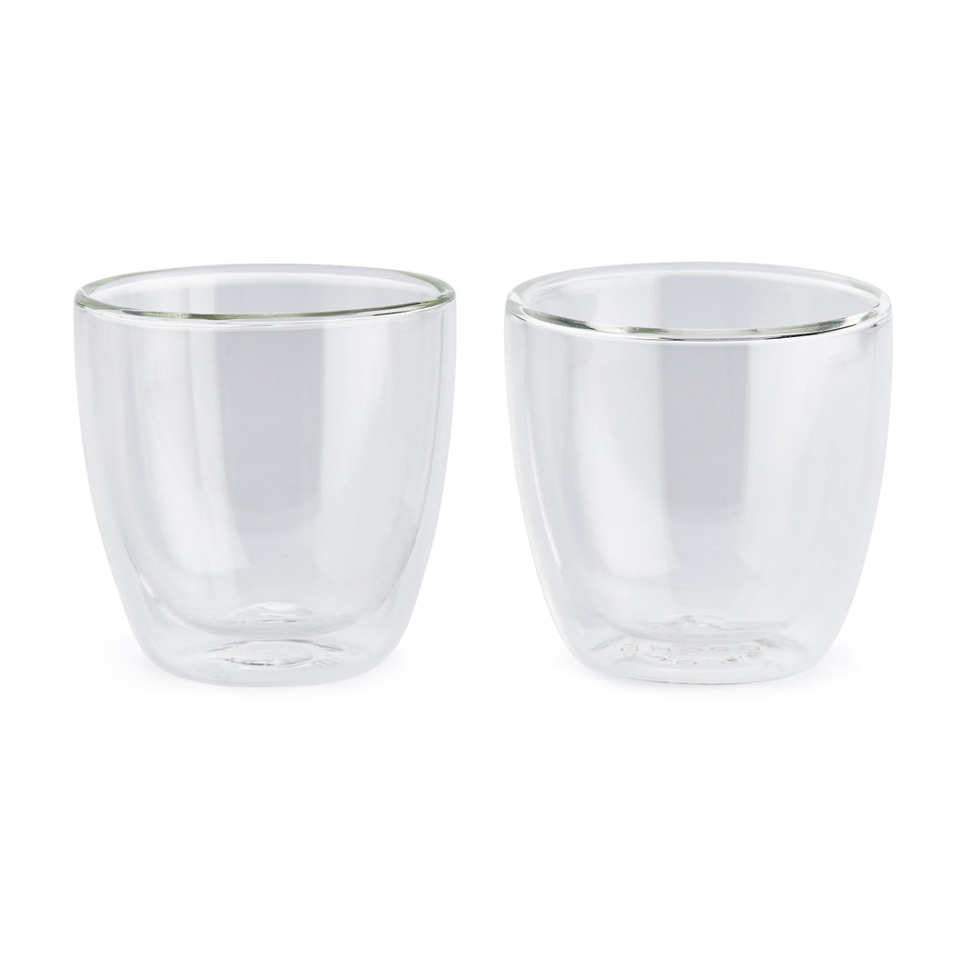 Set Vasos Doble Vidrio