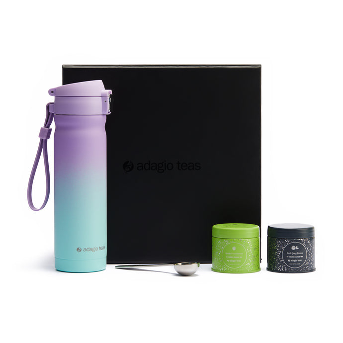 Travel Mug Degrade Caja Negra