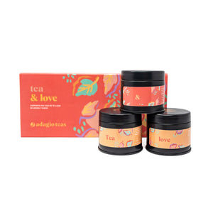 Pack 3 Pomos TEA & LOVE