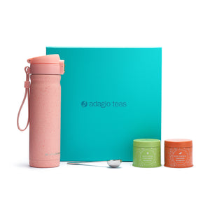 Pack Travel Mug Caja Turquesa