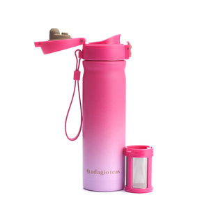 Travel Mug Degradé Fucsia
