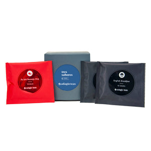 Pack 12 Teabags Gris