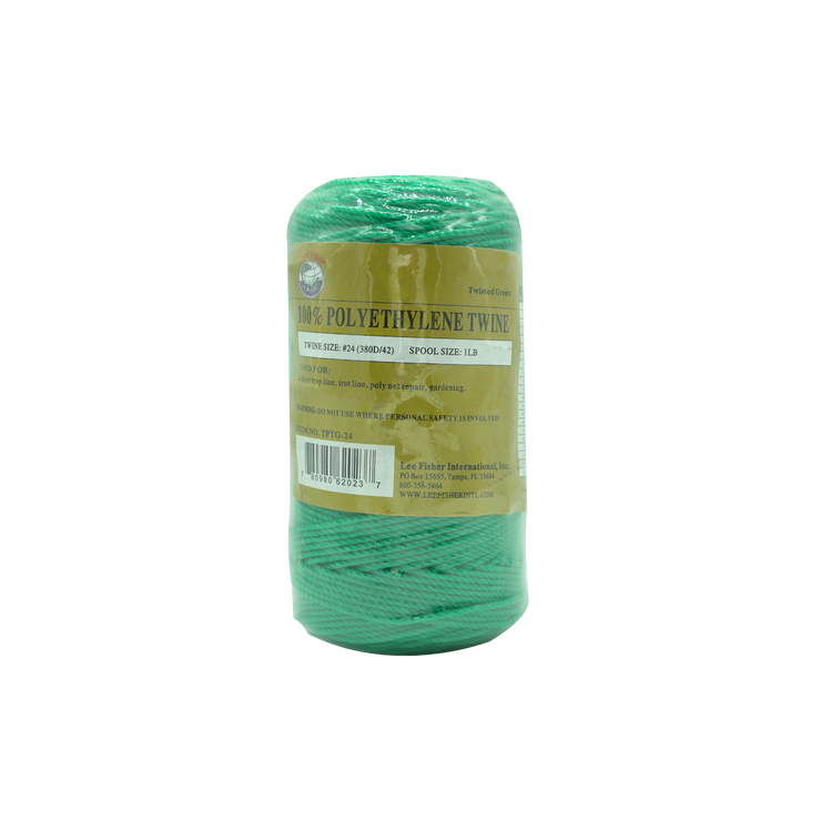 Joy Fish Twisted Polyethylene Twine - Lee Fisher Sports
