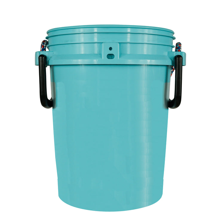 BUCKET PAL- 5 GALLON BUCKET (NO LID) NO PRINTED BLUE - Lee Fisher Sports
