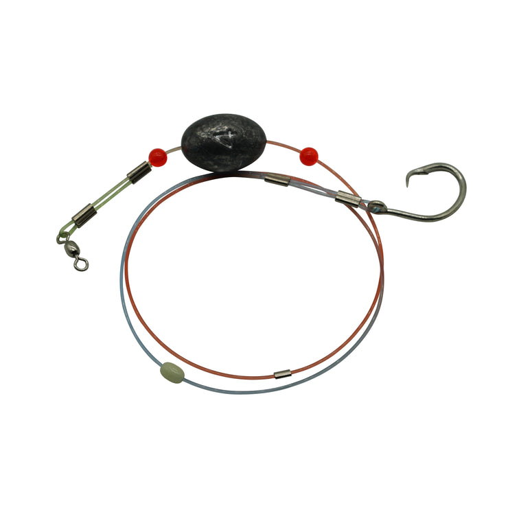 Joy Fish Grouper Leader w/ Circle Hook - Lee Fisher Sports