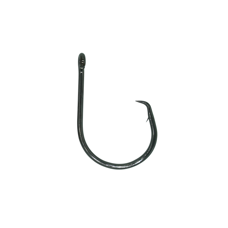 Trident Hook 2x Long Shank In-Line Circle Hook Pocket Pack - Lee Fisher Sports