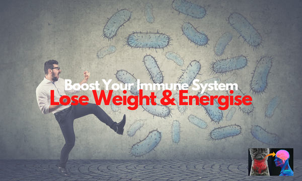 Feed, Nourish and Diversify Your Gut Microbiome For Excellent Immunity.