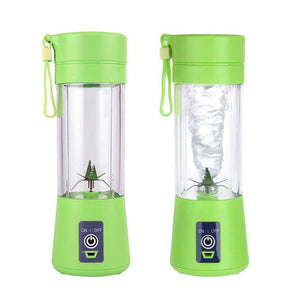 portable blender green