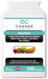 MaxOut Organic Superfoods Blend Capsule