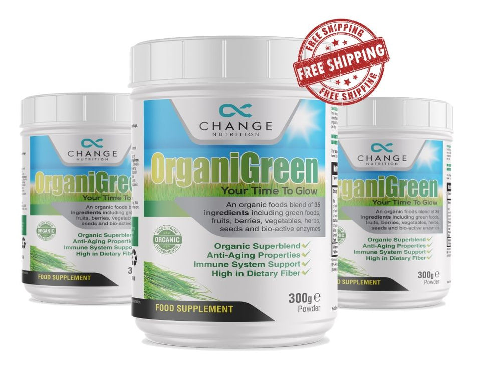 OrganiGreen® Superfood Powder