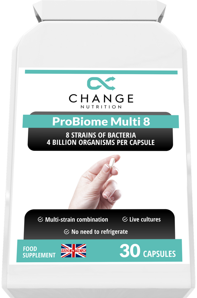 Probiotic Supplement - Multi 8