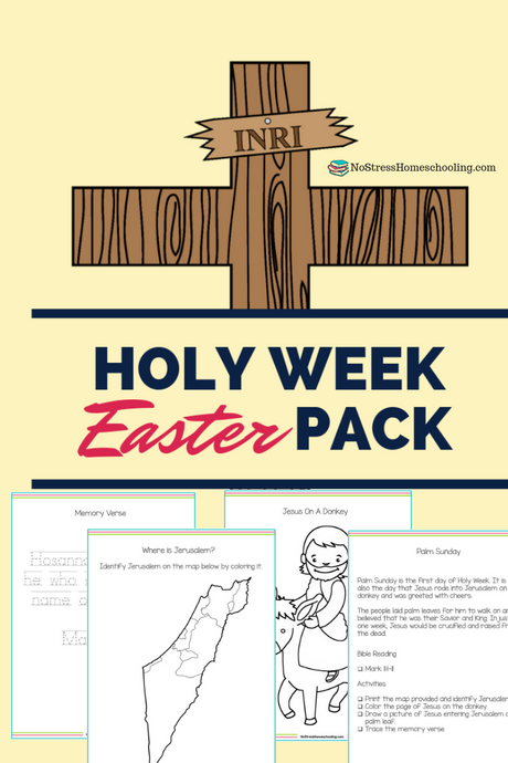 Holy Week Easter Pack