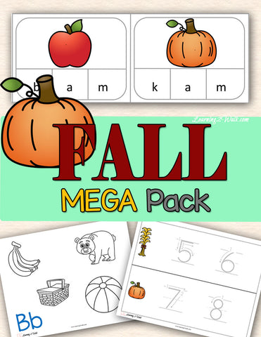 Fall Mega Pack
