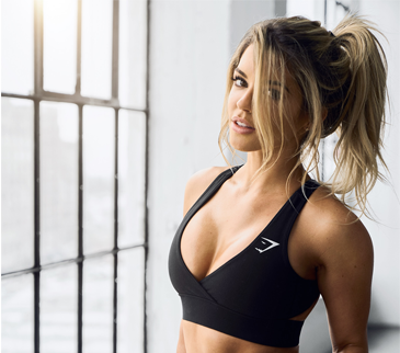 2658b0a43 Nikki Blackketter by Gymshark  All You Need to Know