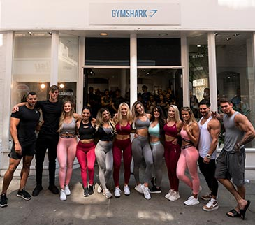 Gymshark LDN | Relive The Weekend