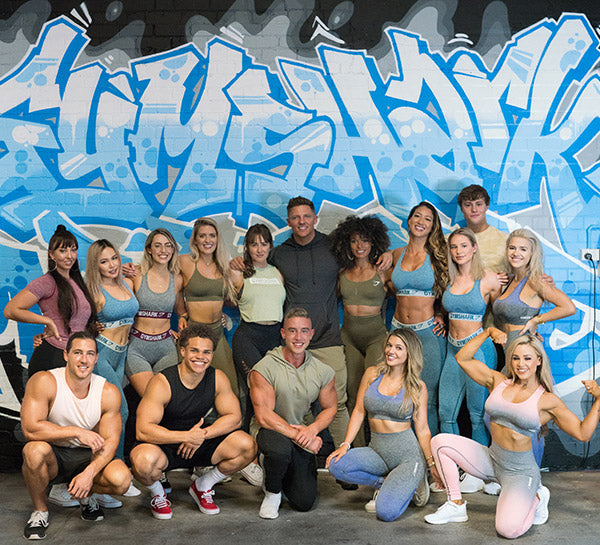 Gymshark Melbourne | Day One