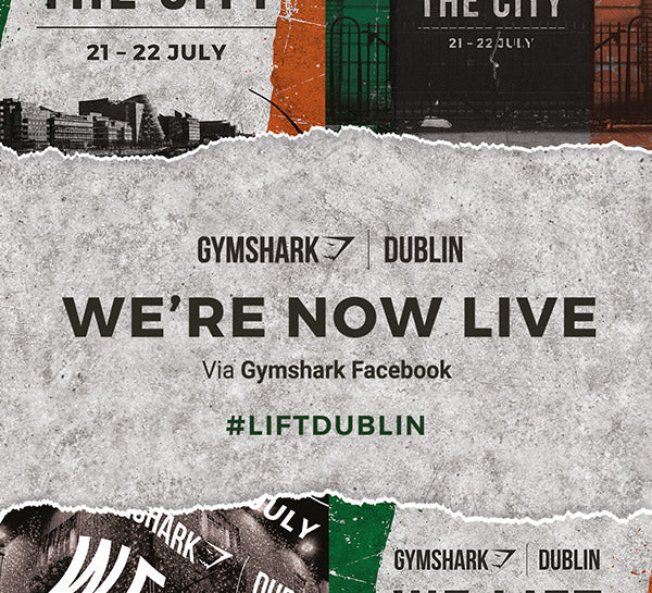 #LiftDublin | Facebook Live