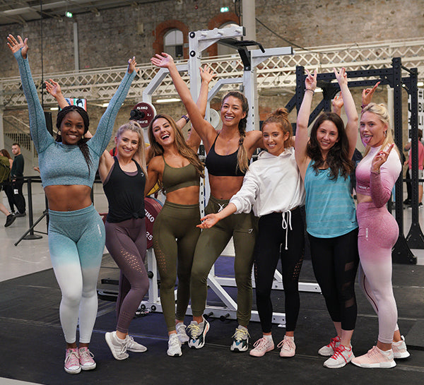Gymshark Dublin | As It Happens Day 2