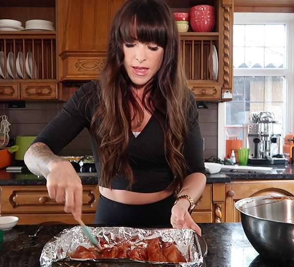 Cook With Lainey | Cheeky Nando's Fakeaway