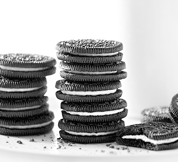 Oreo launches Wasabi and Hot Chicken Flavoured Cookies.