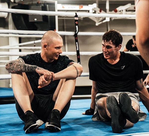 Dylan Evans | From Chemo To Sparring With Darren Till
