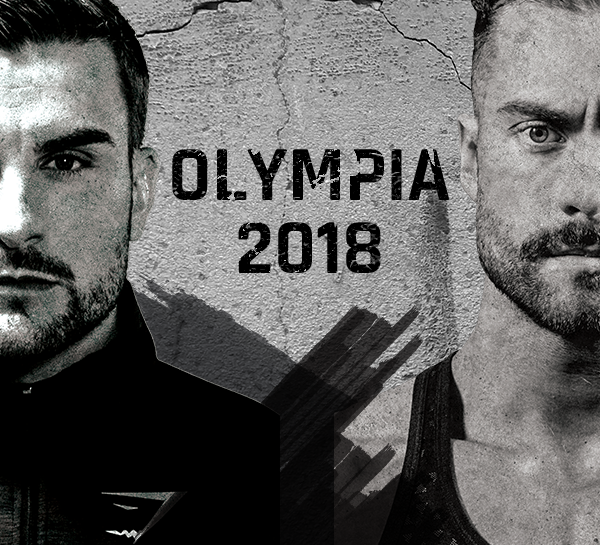 LIVE UPDATES | Faces of Olympia: Chris Bumstead & Ryan Terry