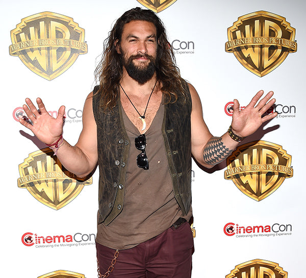 Train like Aquaman | Jason Momoa 'Aquaman' workout