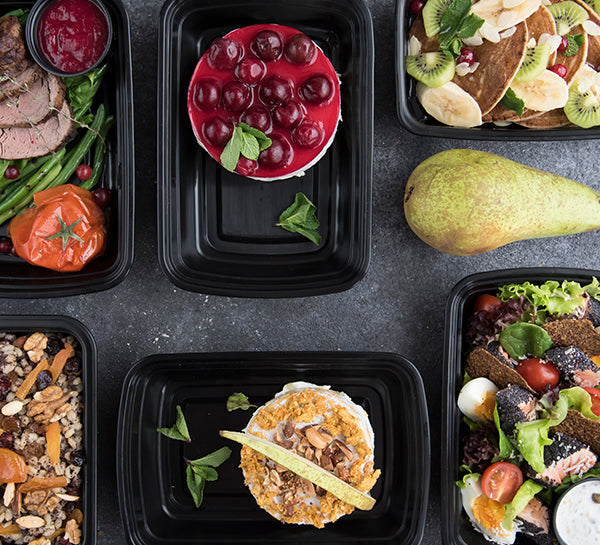The 5 Golden Rules of Meal Prep