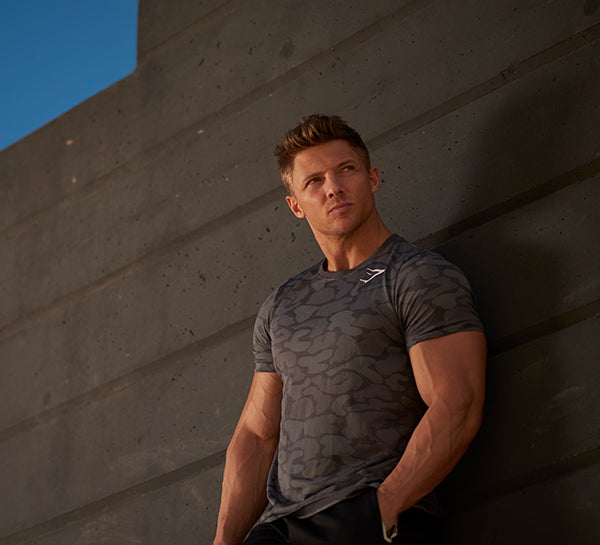 Chest and back workout with Steve Cook