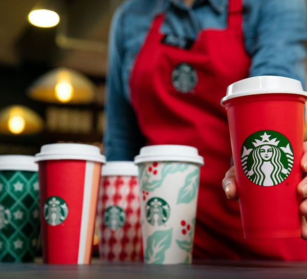 Starbucks announces US and Canada Christmas menu, and we're here for it