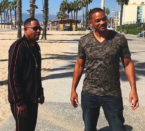 Martin Lawrence confirms Bad Boys 3