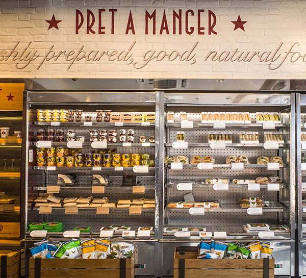 Pret have released their 2018 Christmas menu, and it might be their best one yet