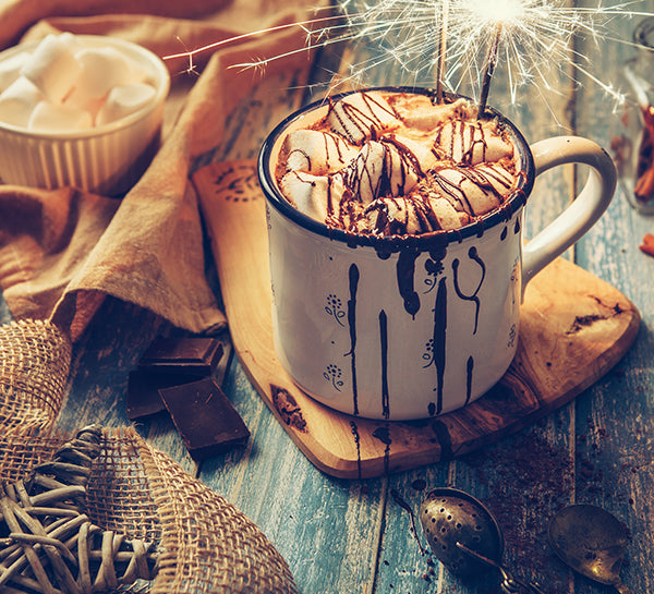 How Many Calories Are In Christmas Coffee Shop Drinks