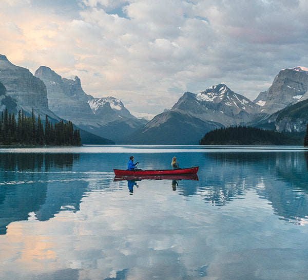 The Most Instagrammable Lakes In Canada