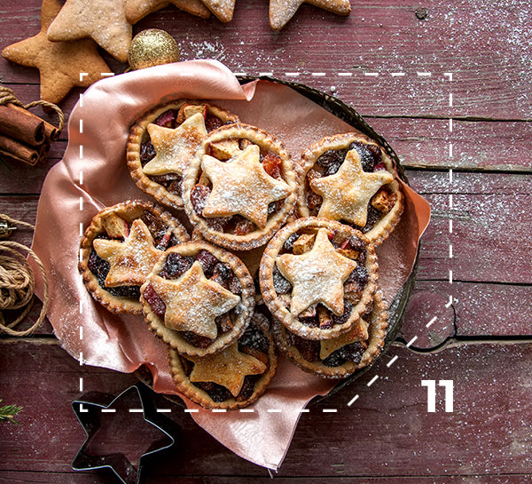 BLOGMAS | The Battle of the Mince Pies | Which supermarket mince pie is the best?