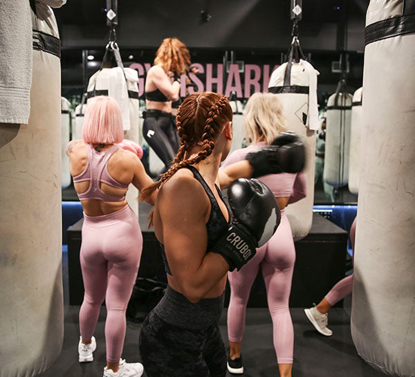 PR Event: Gymshark At Crubox